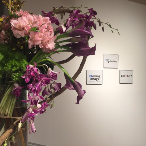 corporate flowers NYC, office arrangements NYC, Rachel Cho Floral Design