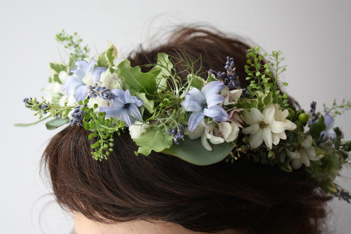 Flower crowns rachel cho flower crown flower crown nyc flower girl nyc weddings nyc flower crown izmirmasajfo