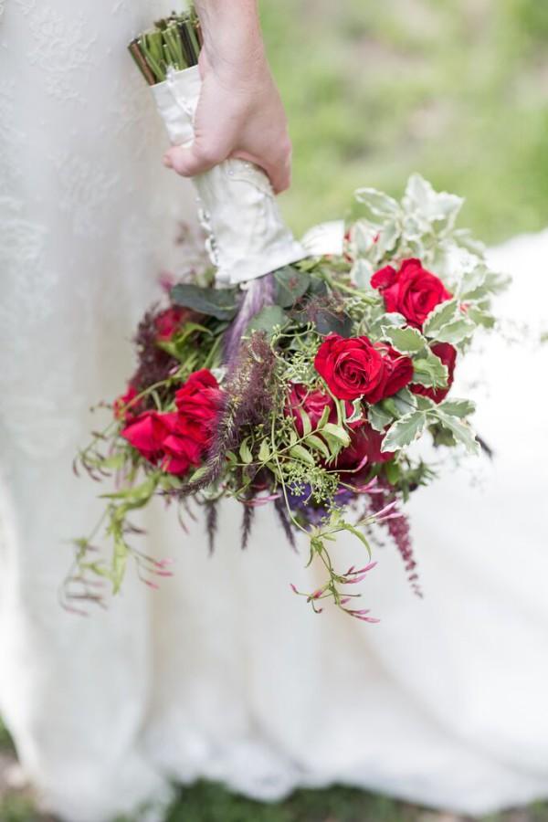 NYAC wedding, vintage wedding bouquet, Rachel Cho Floral Design