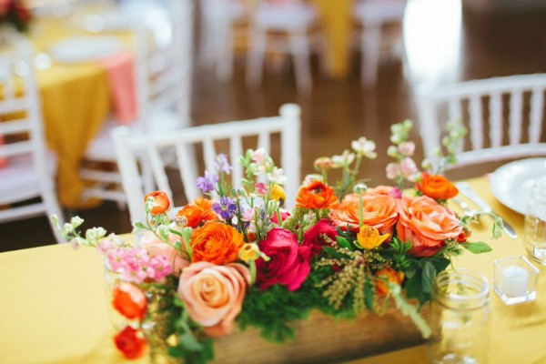 NYC wedding florist, rustic wedding centerpiece, Rachel Cho Floral Design