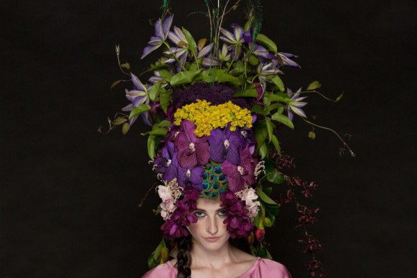 unique floral installations NYC, Rachel Cho Floral Design