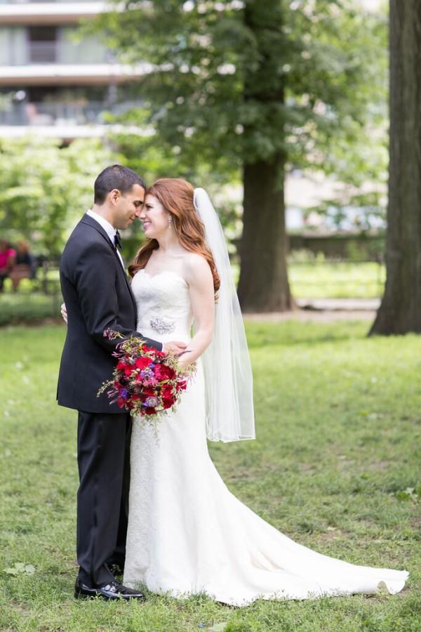NYAC wedding, vintage wedding, Rachel Cho Floral Design