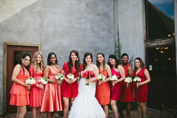 Rachel Cho Flowers | Floral Designer | bridal party