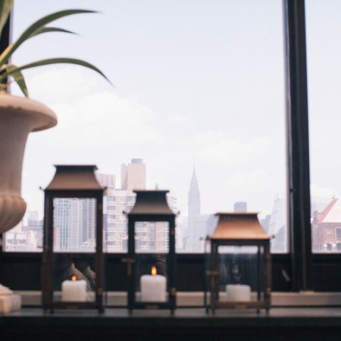 Gramercy Park Hotel wedding, Rachel Cho Floral Design