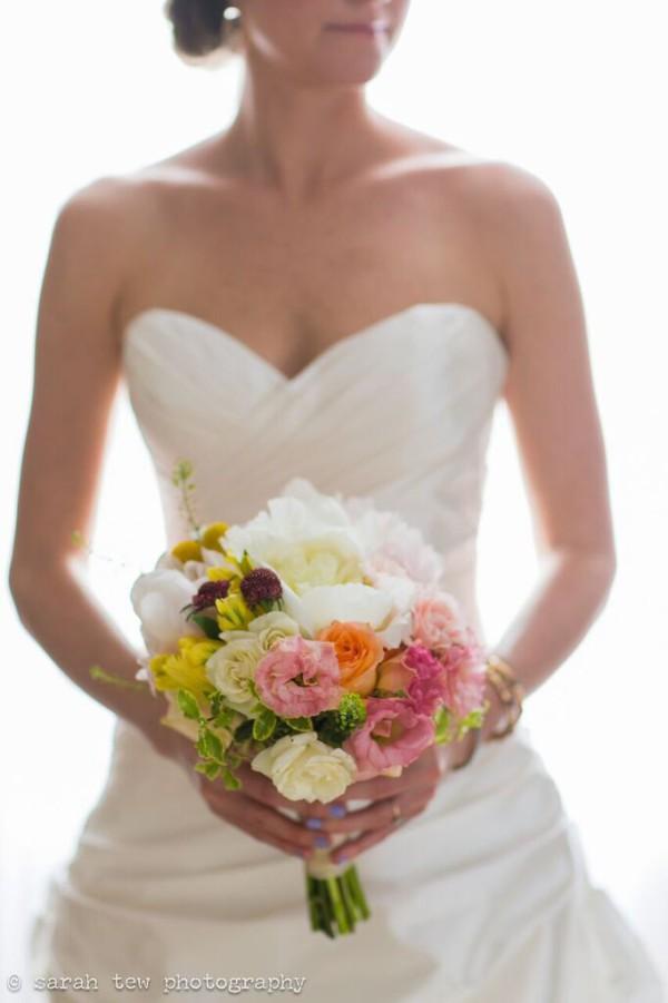Rachel Cho Flowers | Floral Designer | spring bouquet