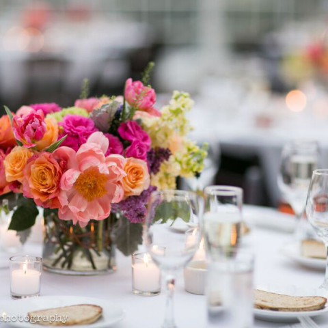 Rachel Cho Flowers | Floral Designer | spring centerpieces