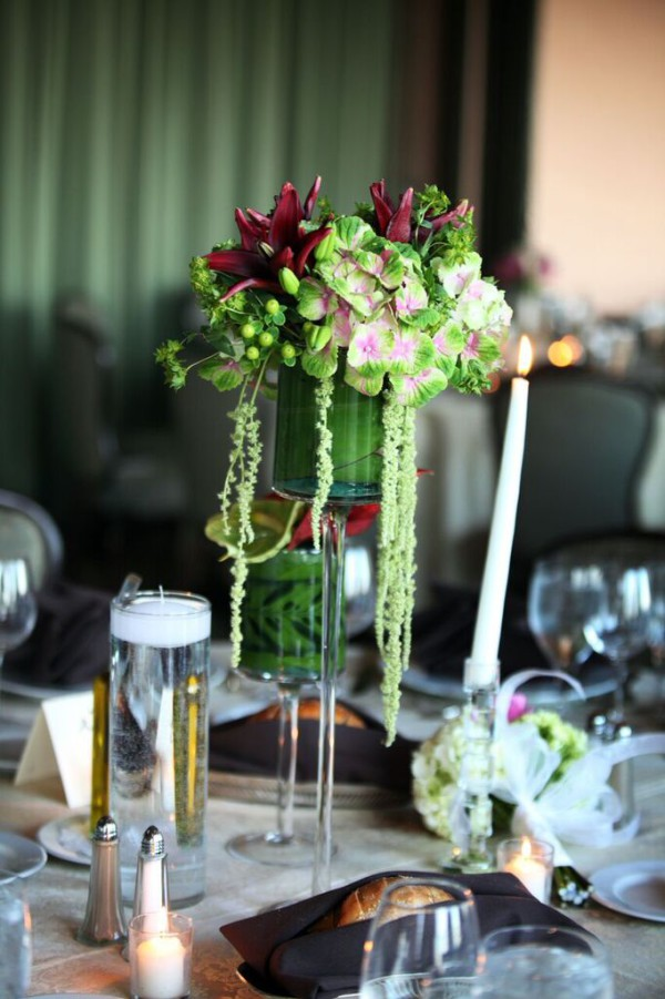 NYC event flowers, Rachel Cho Floral Design