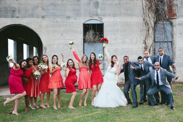 Rachel Cho Flowers | Floral Designer | wedding party