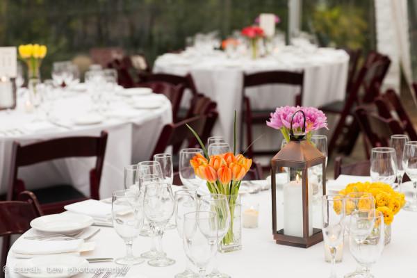 new leaf cafe wedding, tulip, fort tryon wedding, spring wedding nyc, spring wedding, rachel cho floral design