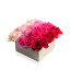 roses, ombre, ombre roses, luxury floral gift delivery nyc, rachel cho floral design