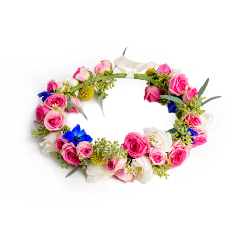 Rachel Cho Flowers | Floral Designer | flower crown