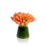 tulips, flower gift delivery nyc, orange tulips, rachel cho floral design