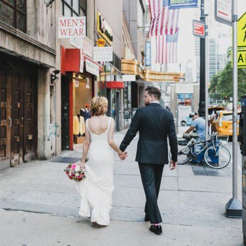 Rachel Cho Flowers | Floral Designer | wedding couple