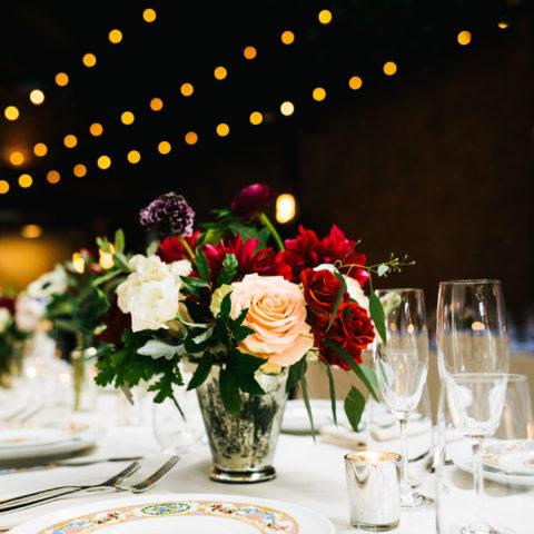 Rachel Cho Flowers | Floral Designer | fall wedding
