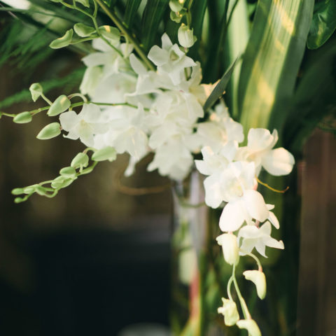 Rachel Cho Flowers | Floral Designer | tropical wedding