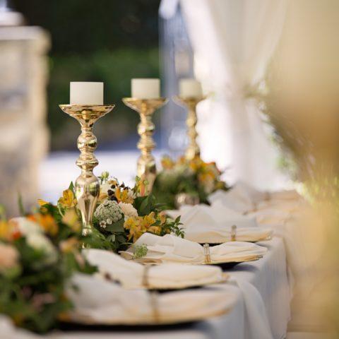 Why wedding reception flowers matter
