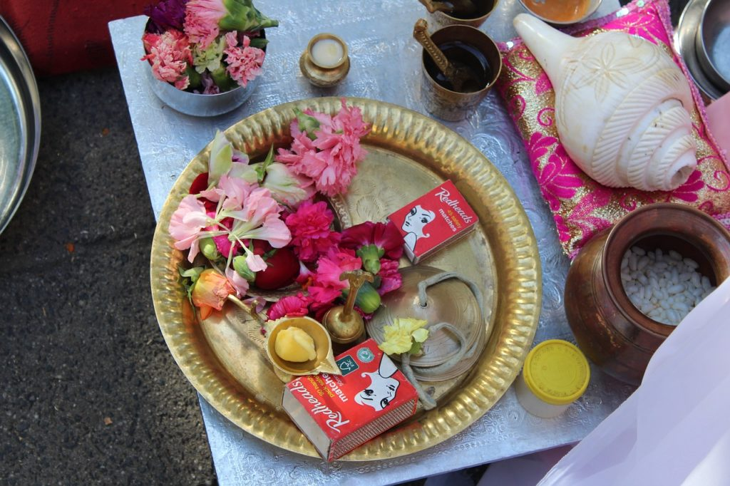 The Significance of Flowers in Indian Weddings