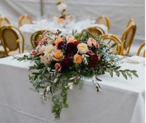 6 Tips for Choosing Your Wedding Florist