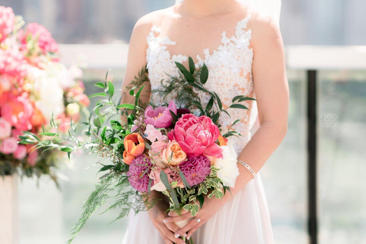 Rachel Cho Flowers | Floral Designer | bridal bouquet