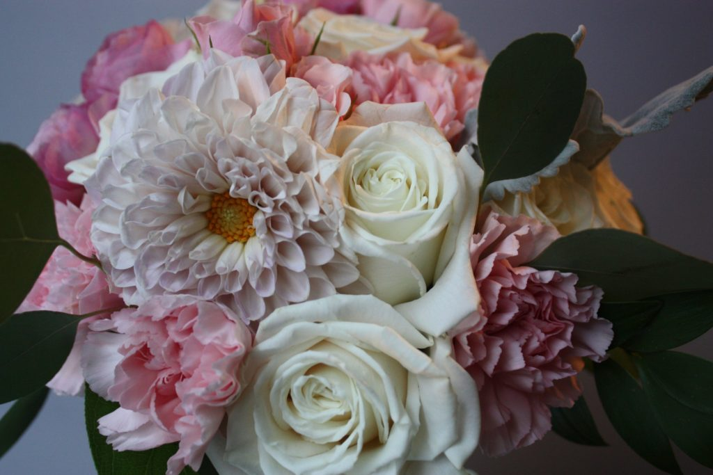 Rachel Cho Flowers | Floral Designer | pink centerpiece