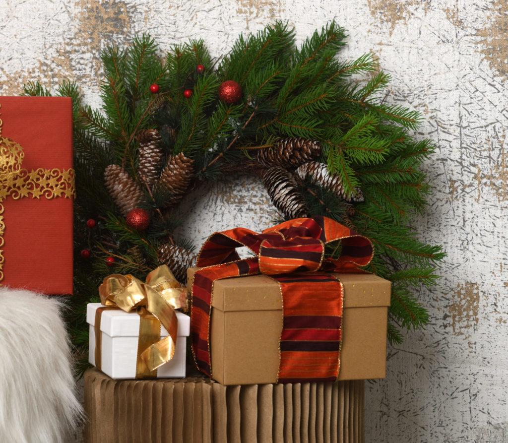 christmaw wreath